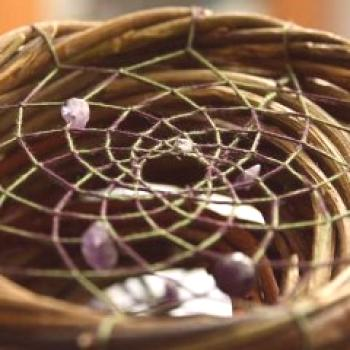 Dreamcatcher do-it-yourself - príprava a význam maskota